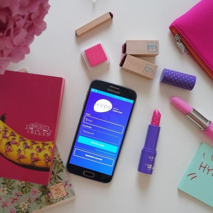 Hype, fare shopping online (e molto altro!) con una app