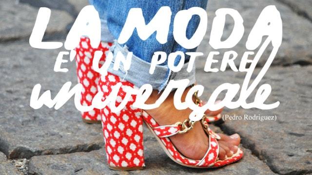 """Para comprender la moda"" di Pedro Rodriguez"