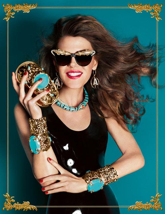 Anna Dello Russo per H&M: la collezione