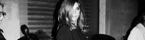 Carine Roitfeld approda ad Harper's Bazaar