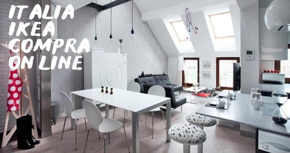 Ikea compra on line arriva in italia lo shop for Ikea compra online