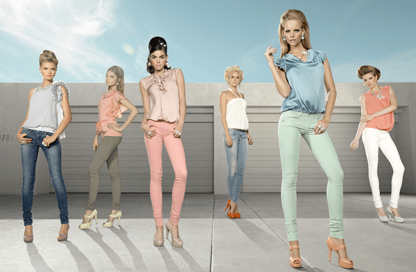 Fornarina presenta i jeans Perfect Shape