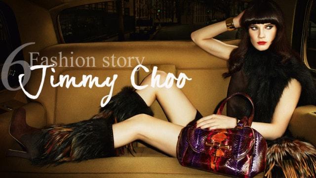 Jimmy Choo story