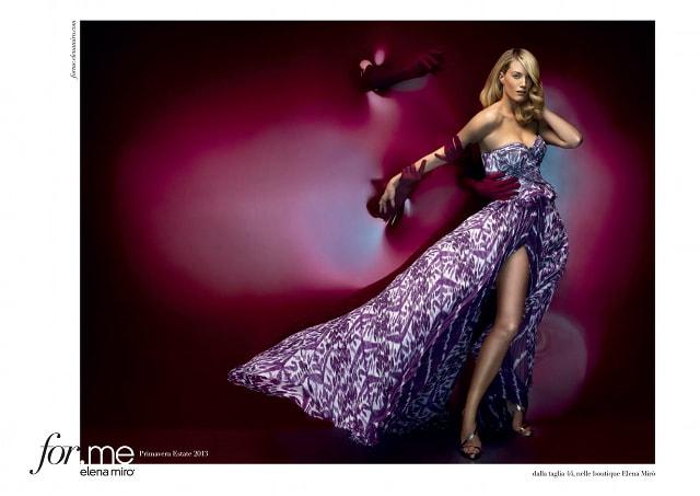 SS Campaign: For.Me Elena Mirò e la nuova estetica curvy