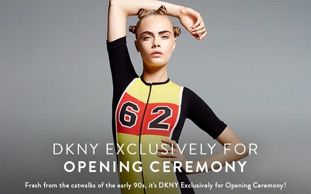 Opening Ceremony e DKNY