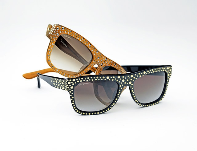 Galassia eyewear by Salvatore Ferragamo