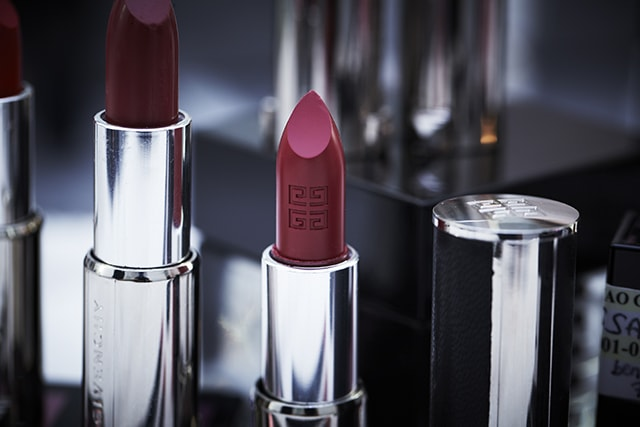 Givenchy Rouge Couture makeup SS2013