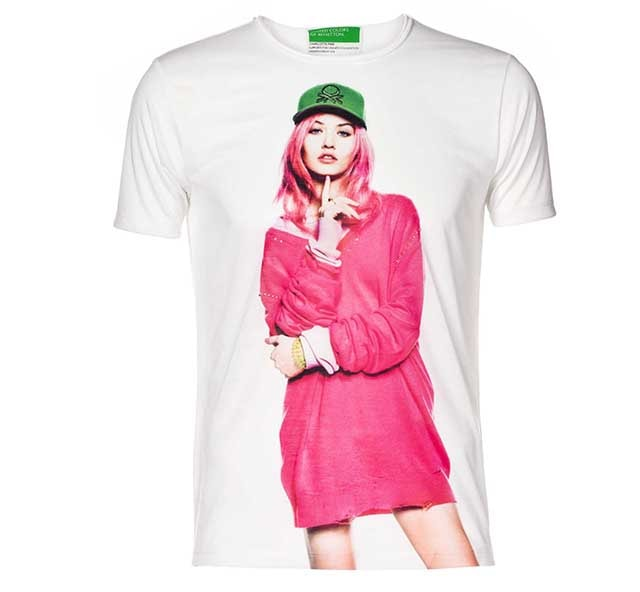UNHATE Benetton, limited edition t-shirts