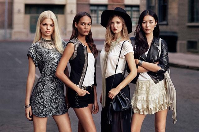 """La collezione di H&M """"The new Icons"""" ispirata alle top"""