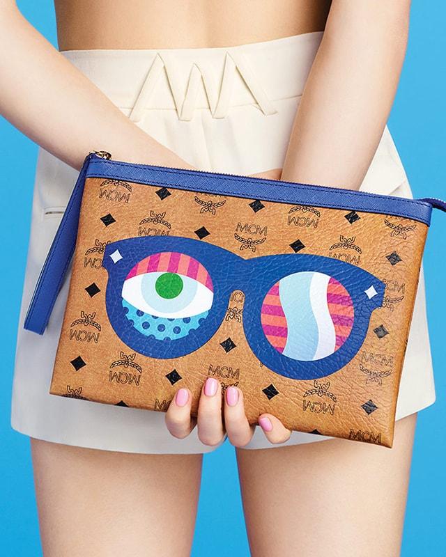 La collezione di Craig & Karl per MCM:occhi su accessori e pochette