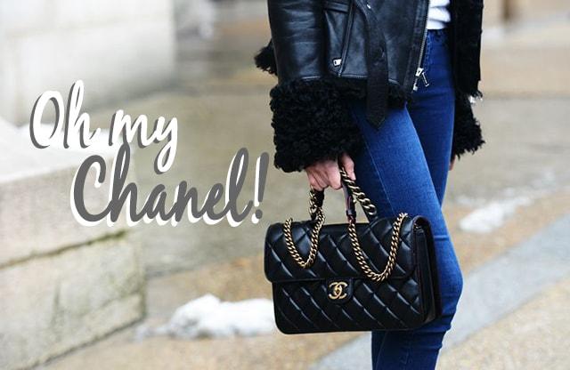 Chanel: borse autunno/inverno 2013-2014, novità e prezzi