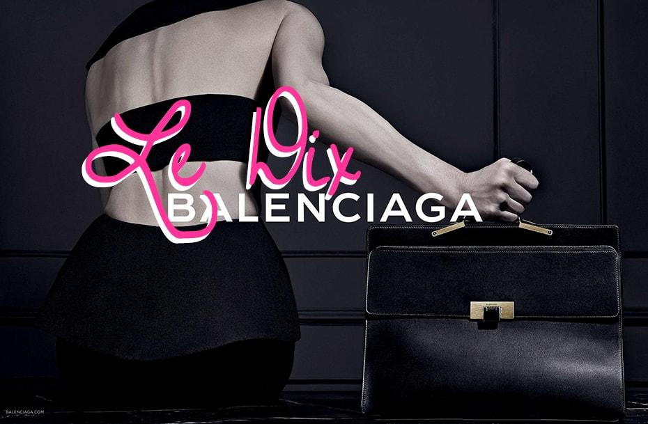 Le Dix Balenciaga, la nuova IT Bag della Maison