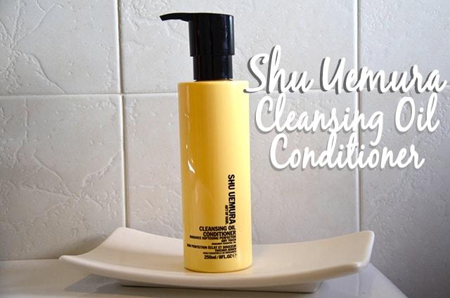Shu Uemura Cleansing Oil Conditioner