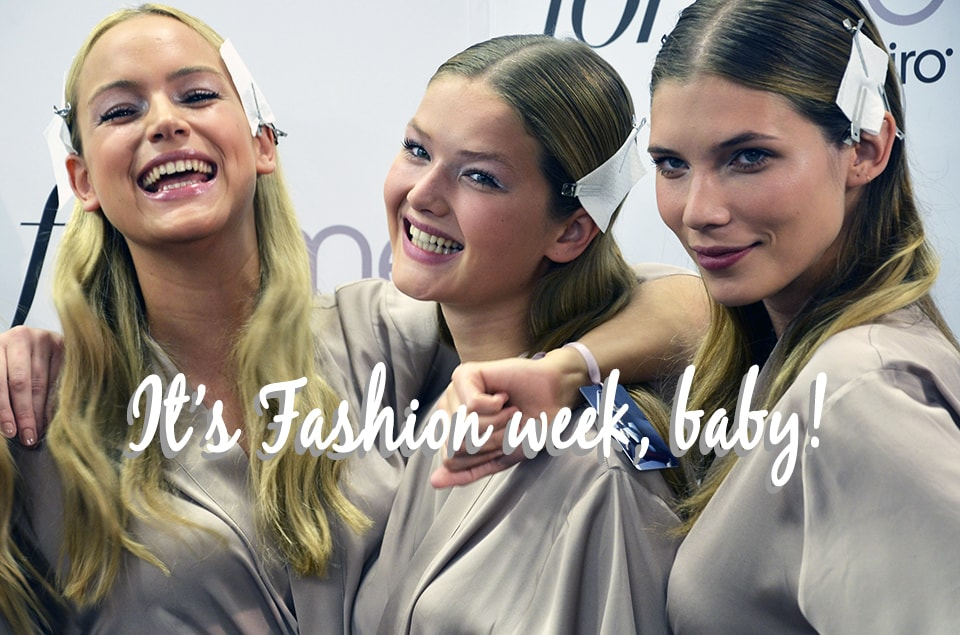 Milano Fashion Week Primavera/Estate 2014 – live from the backstage