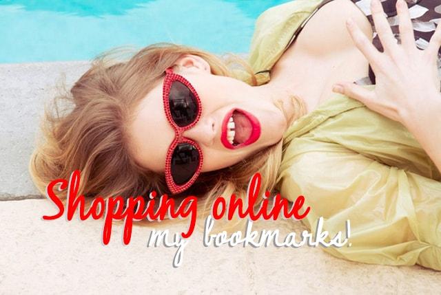 Shopping on-line: i miei siti preferiti
