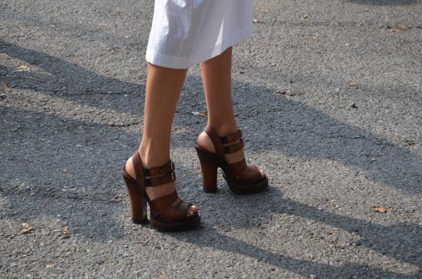 Prada shoes by Elena Schiavon