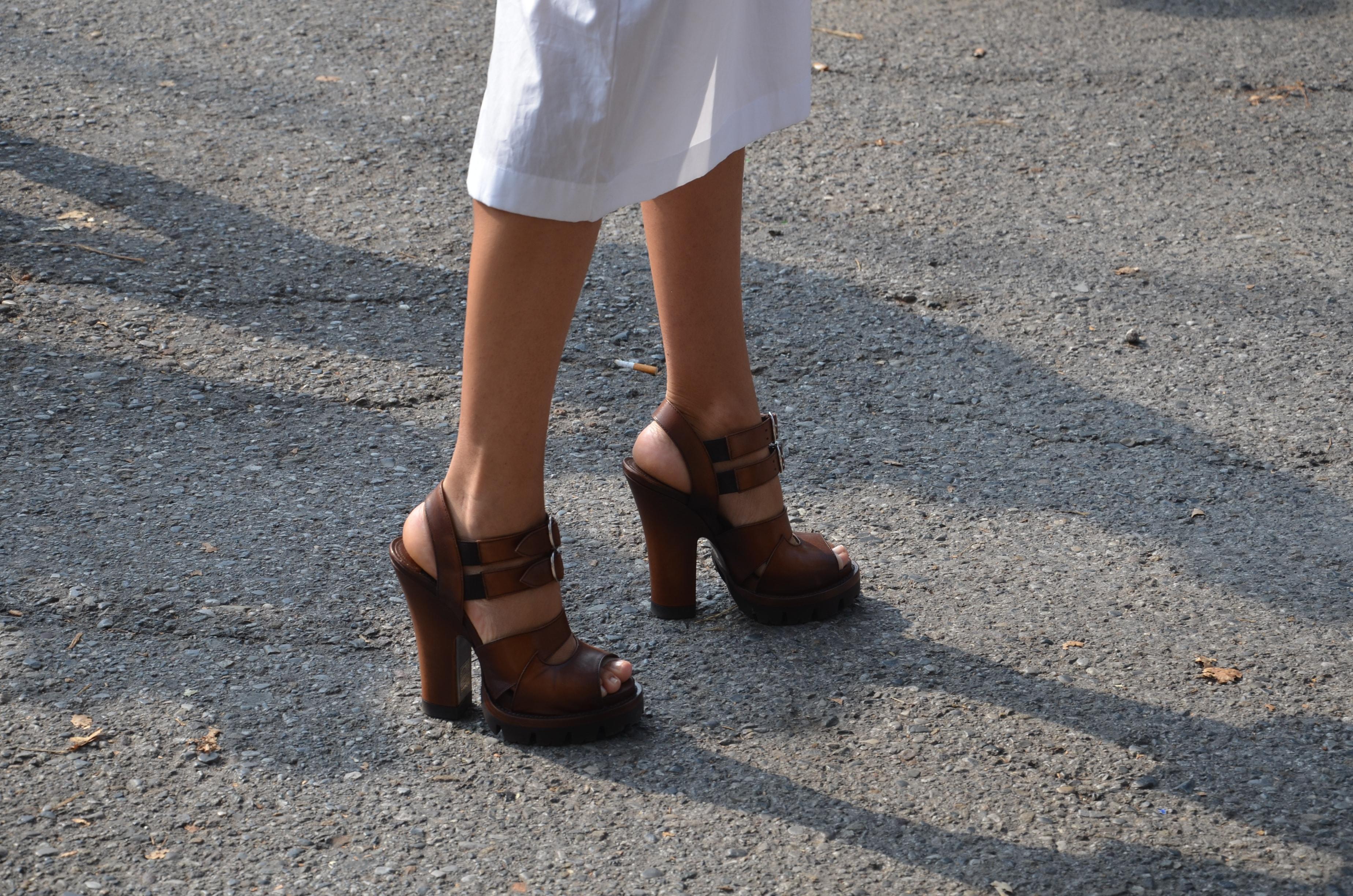 Prada, le scarpe per l'autunno/inverno 2013-2014
