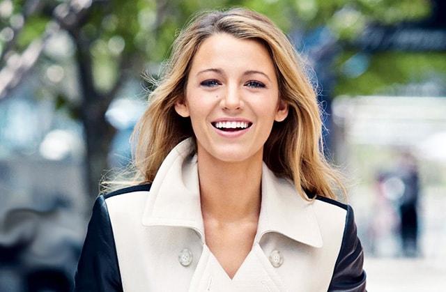 Blake Lively nuovo volto di L'Oréal Paris