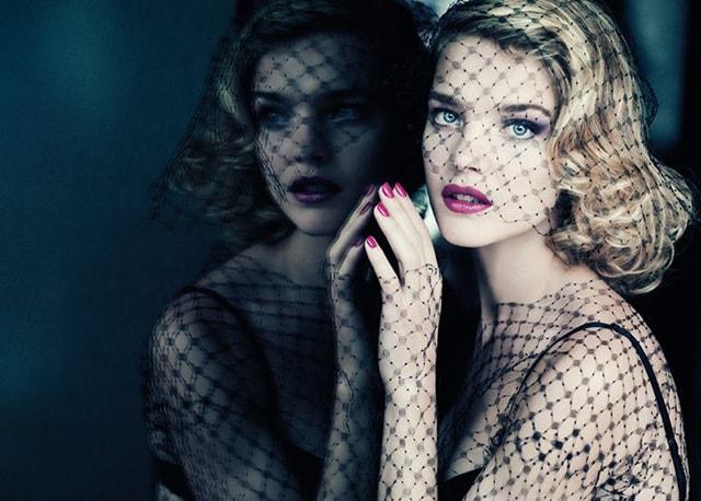 Guerlain Voilette de Madame, glamour e sensualità per il makeup autunno 2013