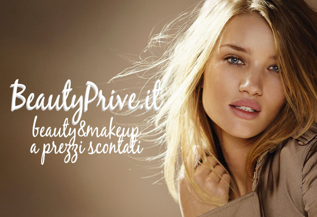 BeuatyPrive.it shopping online makeup profumi