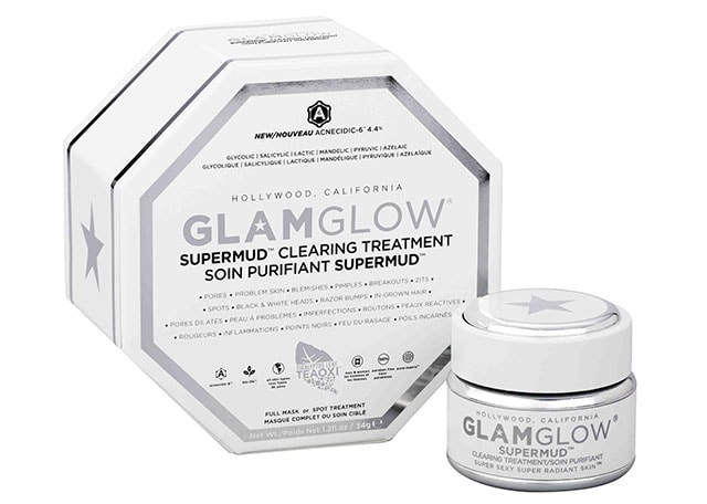 Glam Glow Super Mud, la maschera viso amata dalle dive di Hollywood
