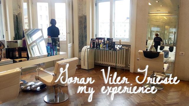 Goran Viler Hair SPA experience a Trieste: trattamenti, relax e cura dei capelli a 360°