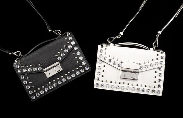 Prada, mini bags per il Natale 2013: mini nelle dimensioni, non nel prezzo