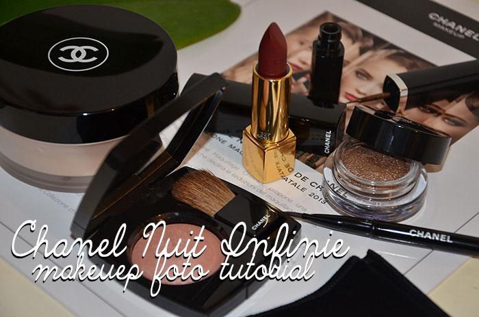 Chanel collezione Nuit Infinie 2013, makeup per Capodanno