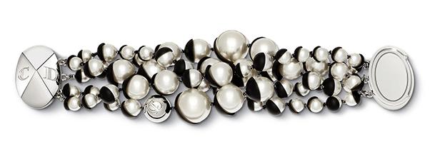 Mise en dior perle giganti