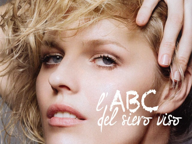 L'ABC del siero viso: quali sono i migliori e come si usano