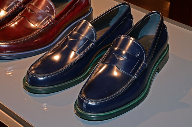 Tod's men Fall Winter 2014 Elena Schiavon