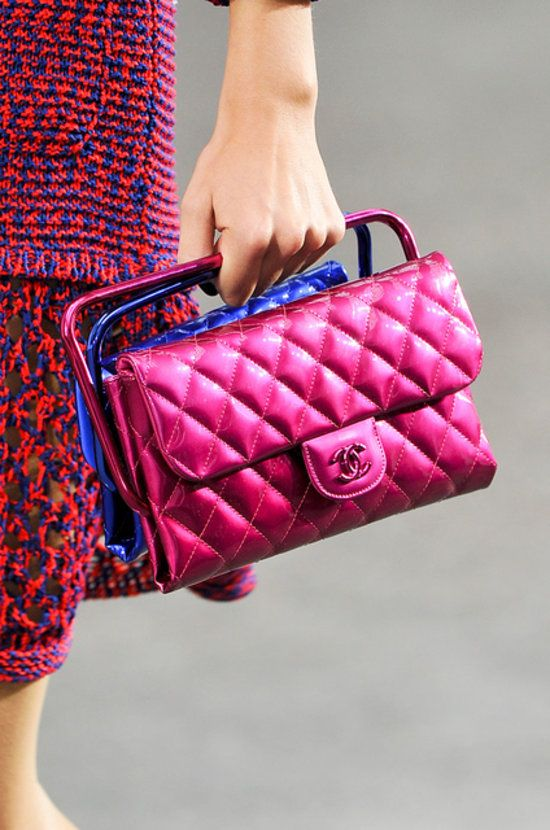 Chanel SS 2014 bag
