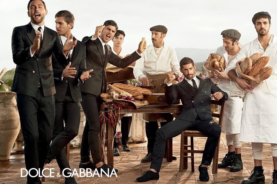 Dolce e Gabbana SS 2014 adv campaign