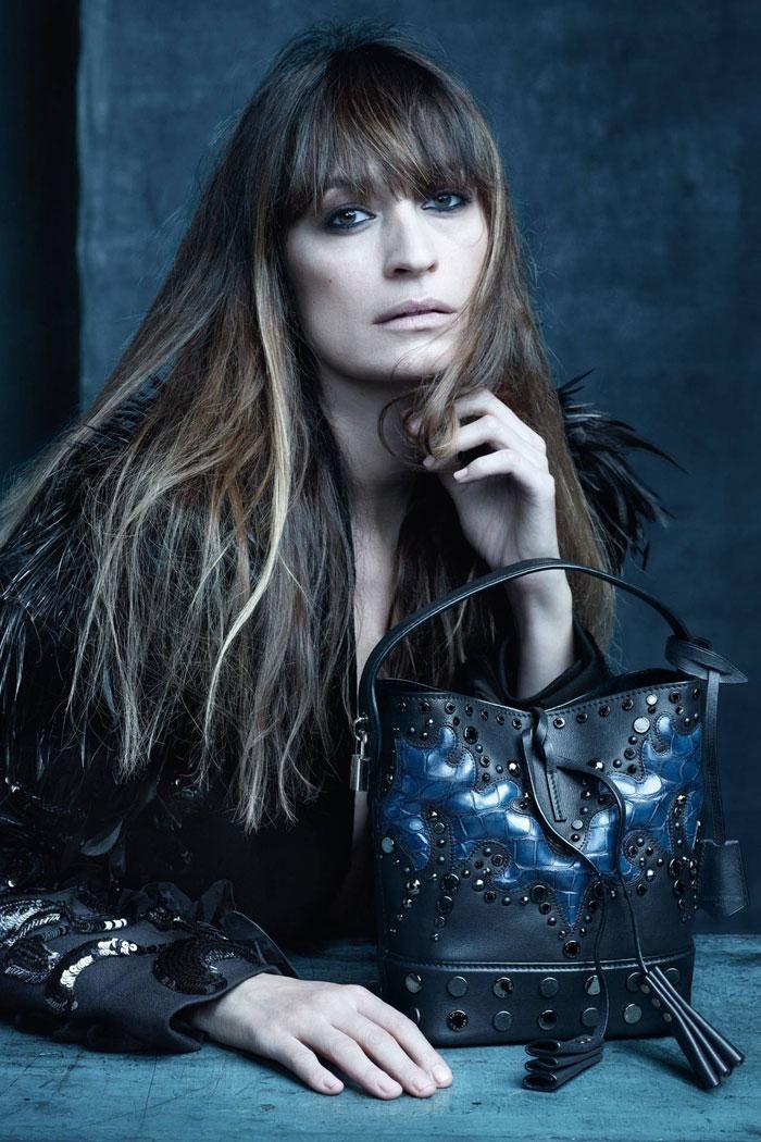 Louis Vuitton SS 2014 adv campaign