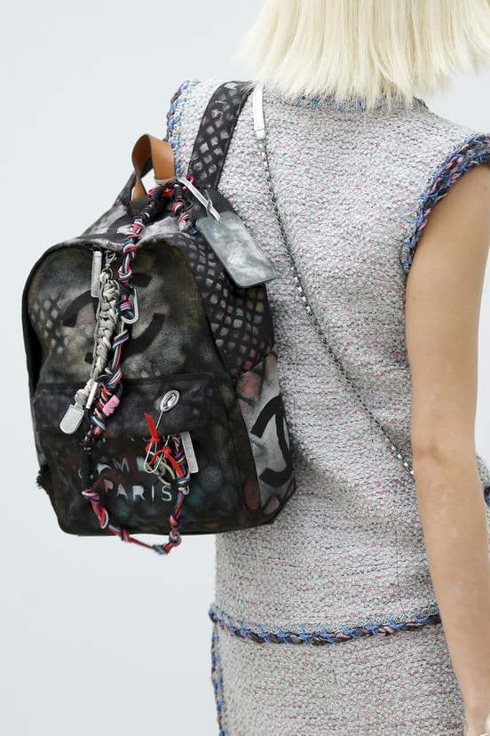 chanel zaino backpack spring primavera 2014