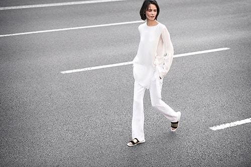 Zara Birkenstock moda 2014