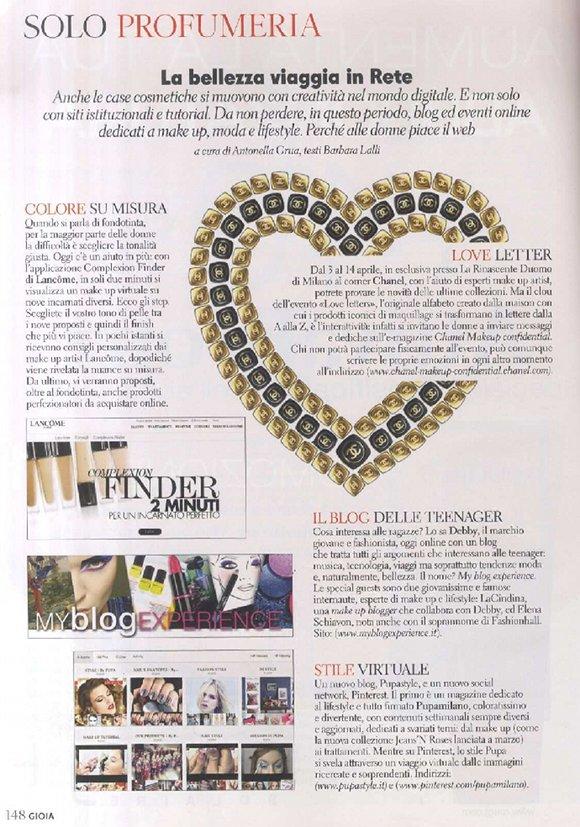 2012 Gioia & Co del 14 aprile pag 148