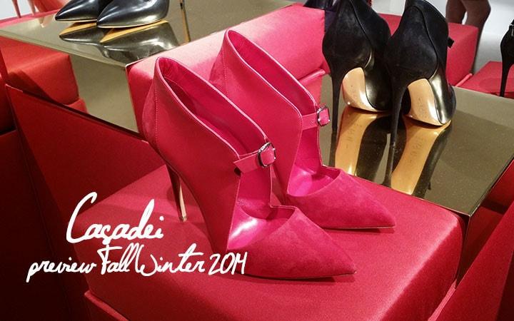 Milano Moda Donna: Casadei collezione scarpe autunno/inverno 2014-2015