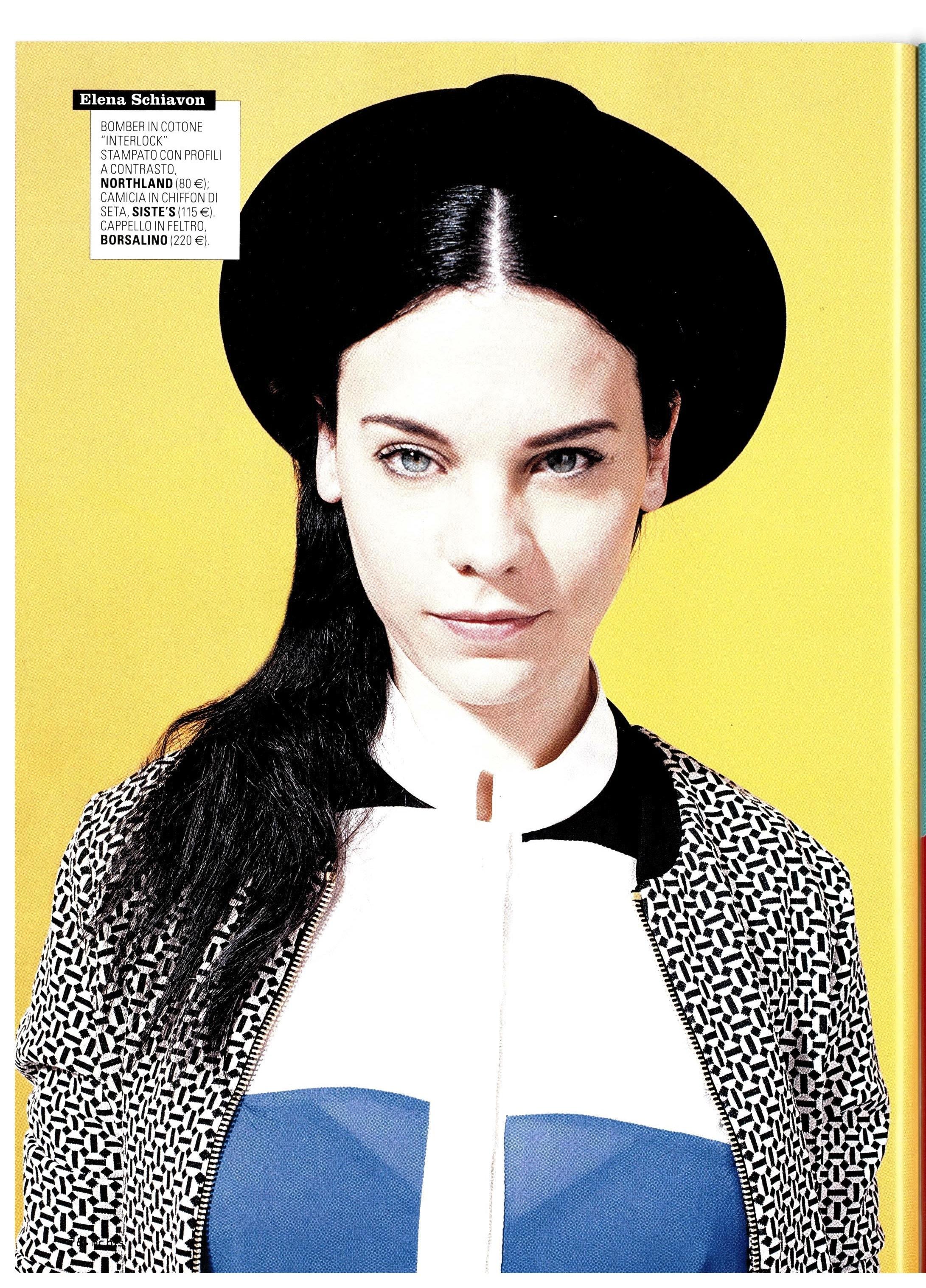 Marie Claire aprile 2013