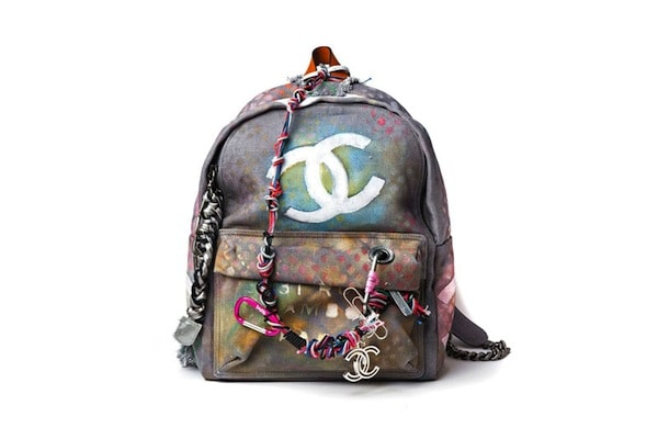 chanel zaino backpack spring primavera 2014