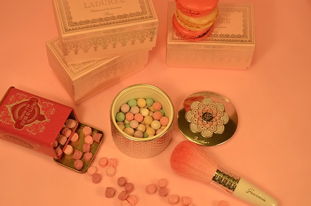 Guerlain, il makeup per la primavera 2014