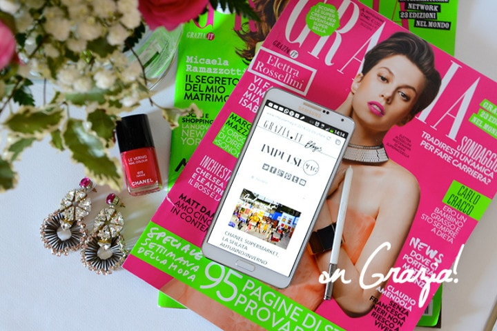 Impulse nel network di Grazia.it!