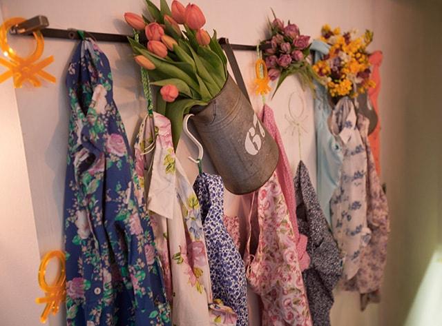 benetton catalogo primavera 2014 fiori