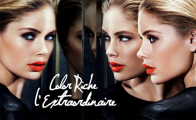 Color Riche L'Extraordinaire L'Oréal Paris, il rossetto lacca per labbra effetto vinile