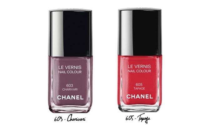 Chanel smalti 2014 primavera Notes de printemps