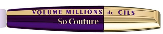 Masca L'Oréal Volume Milioni di Ciglia So Couture