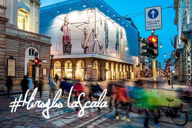 Miroglio La Scala, l'opening del nuovo concept store nel cuore di Milano tra fashion blogger, moda e design
