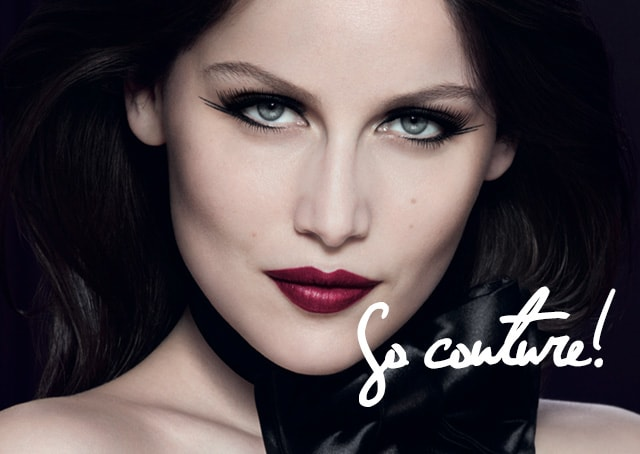 So couture L'Oréal, il mascara Volume Milioni di ciglia e l'eyeliner superliner sartoriale