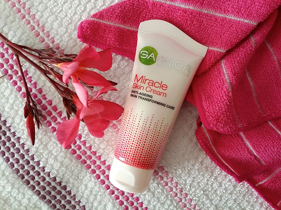 miracle skin garnier review