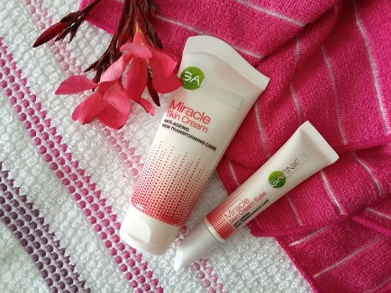 miracle skin garnier review